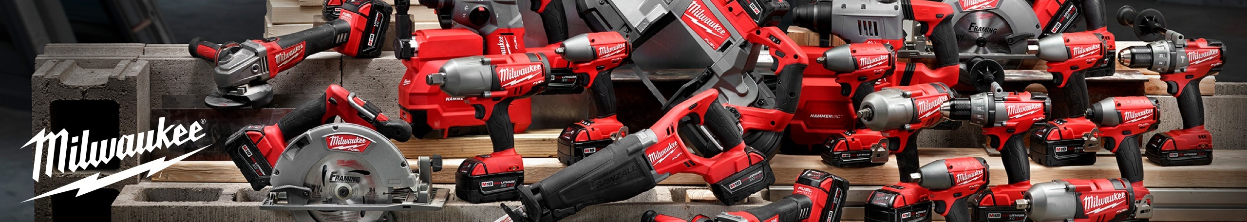 More about Milwaukee power tools from Bender Lumber