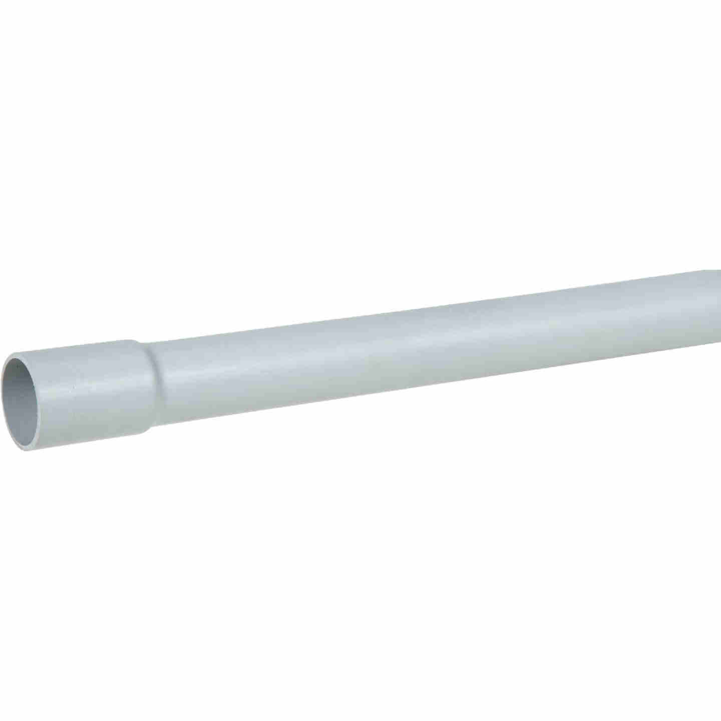 Allied 1-1/4 In. x 10 Ft. Schedule 80 PVC Conduit Image 1