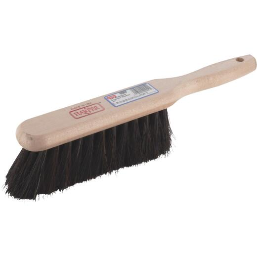 Harper 8 In. Horsehair & Poly Mix Bristle Dust Brush